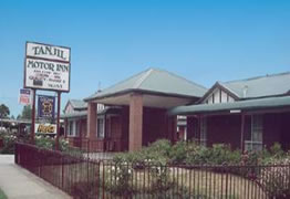 Tanjil Motor Inn - Accommodation Noosa