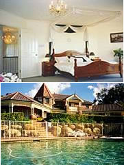 Caprice Boutique Mountain Retreat - Accommodation Noosa