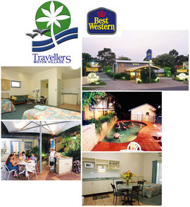 Travellers Motor Village - Accommodation Noosa
