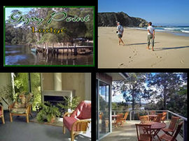 Gipsy Point Lodge - Accommodation Noosa