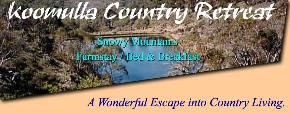 Koomulla Country Retreat - Accommodation Noosa