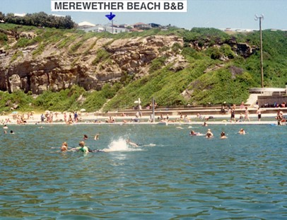Merewether Beach B And B - Accommodation Noosa