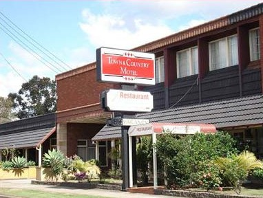 Town  Country Motel - Accommodation Noosa