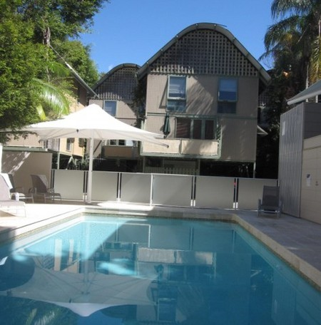 The Hastings Beach Houses - Accommodation Noosa