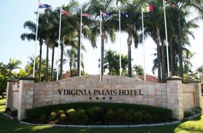 Brisbane International - Virginia - Accommodation Noosa