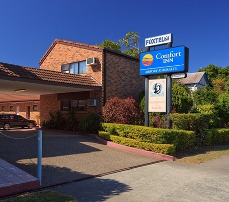 Airport Admiralty Motel - Accommodation Noosa