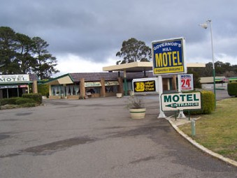 Governors Hill Motel - Accommodation Noosa