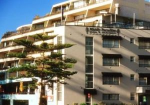 Manly Paradise Motel And Apartments - Accommodation Noosa