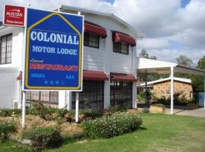 Colonial Motor Lodge - Accommodation Noosa
