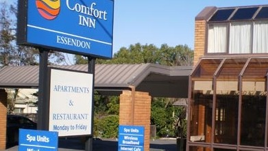 Comfort Inn & Suites Essendon - Accommodation Noosa