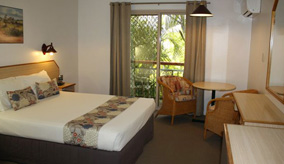 Colonial Village Motel - Accommodation Noosa