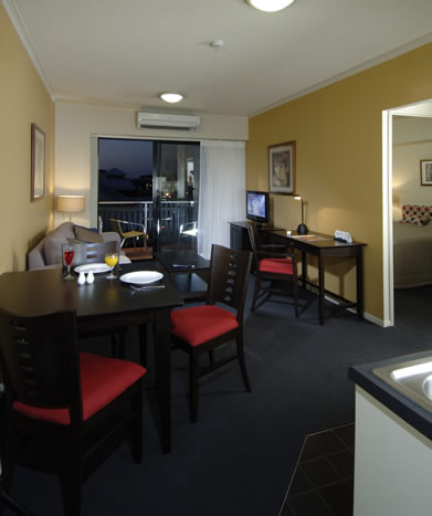 Central Brunswick Apartment Hotel - Accommodation Noosa
