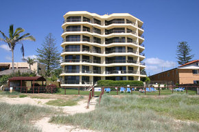 Spindrift On The Beach - Accommodation Noosa