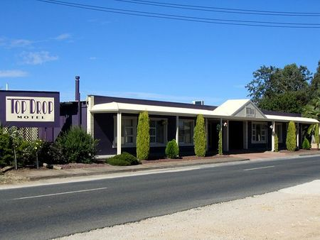 Top Drop Motel - Accommodation Noosa