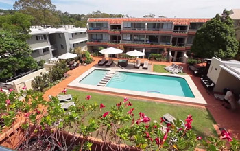Hotel Laguna - Accommodation Noosa