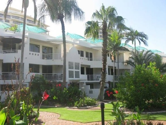 Camargue Beachfront Apartments - Accommodation Noosa