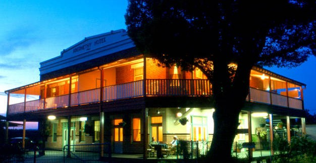 Abernethy Guesthouse - Accommodation Noosa