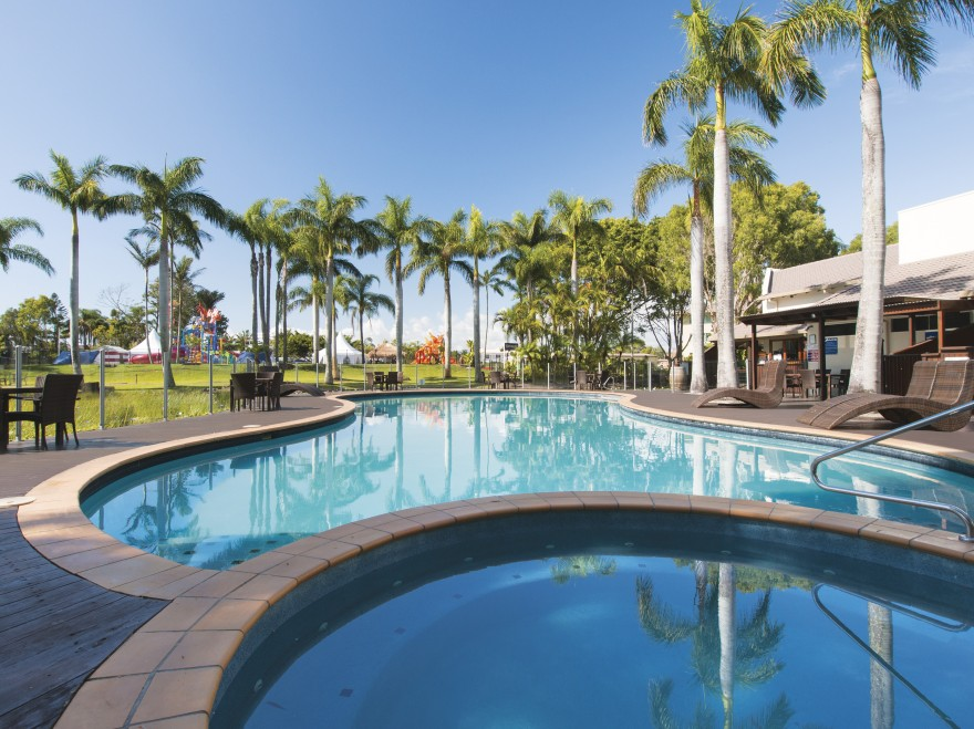 Oaks Oasis - Accommodation Noosa