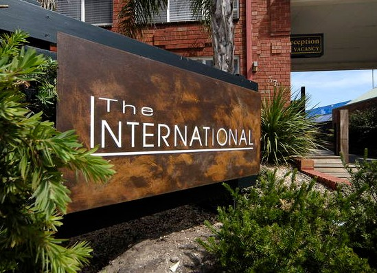 Comfort Inn The International - Accommodation Noosa