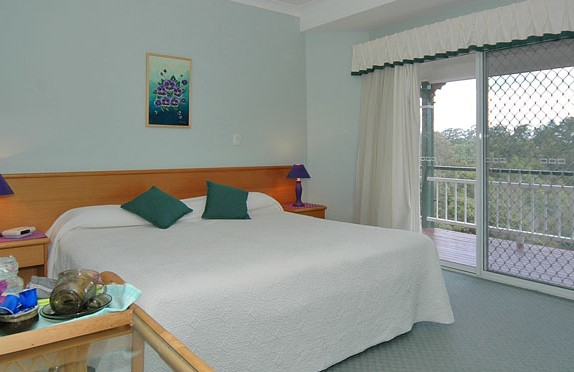 Eumundi Rise Bed And Breakfast - Accommodation Noosa