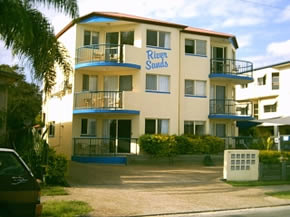 River Sands Holiday Apartments