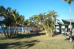 BIG4 Bowen Coral Coast Beachfront Holiday Park - Accommodation Noosa
