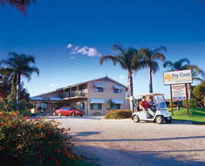 Big River Motor Inn - Accommodation Noosa