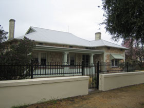 Naracoorte Cottages - MacDonnell House - Accommodation Noosa