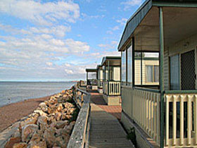 Stansbury Foreshore Caravan Park - Accommodation Noosa
