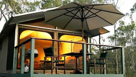 Jabiru Safari Lodge at Mareeba Wetlands - Accommodation Noosa