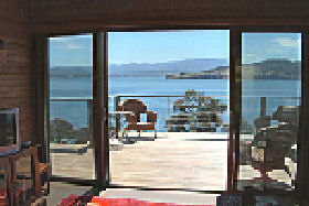 Bruny Island Accommodation Services - Captains Cabin - Accommodation Noosa