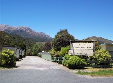 Queenstown Cabin and Tourist Park