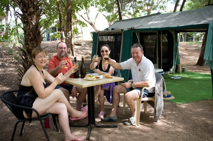 Adels Grove Camping Park - Accommodation Noosa