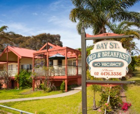 Bay Street Bed and Breakfast - Accommodation Noosa