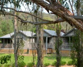 The Homestead Cabins Brogo - Accommodation Noosa