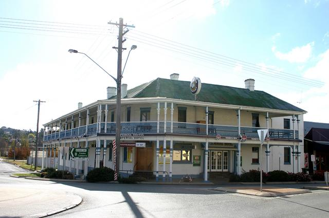 Imperial Hotel Bombala - Accommodation Noosa