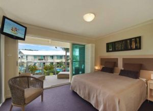 Pacific Blue Townhouse 358 - Accommodation Noosa