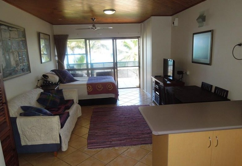 Mackay Beach Accommodation