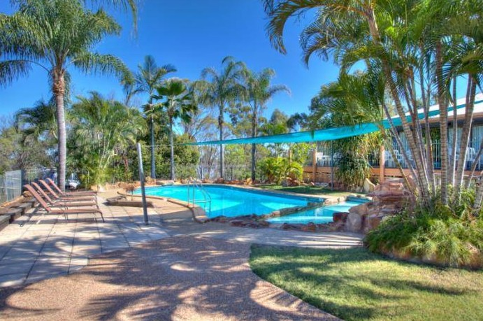 Lake Maraboon Holiday Village - Accommodation Noosa