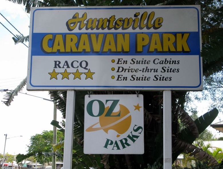Huntsville Caravan Park - Accommodation Noosa