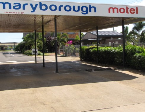 Maryborough Motel and Conference Centre - Accommodation Noosa