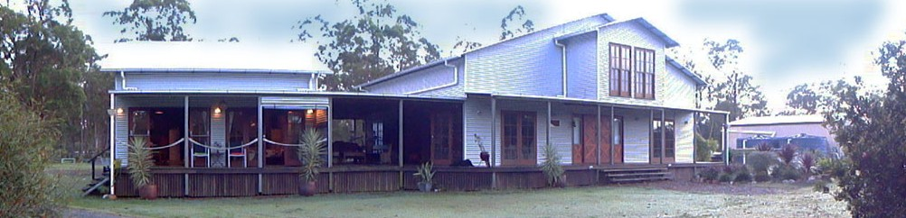 Tin Peaks Bed and Breakfast - Accommodation Noosa
