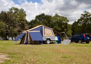 Lake Somerset Holiday Park - Accommodation Noosa