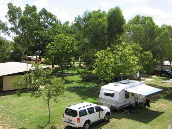 BAILEY BAR CARAVAN PARK