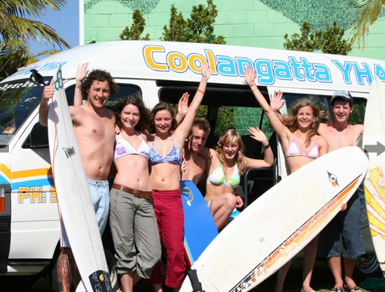 Coolangatta YHA Backpackers Hostel - Accommodation Noosa
