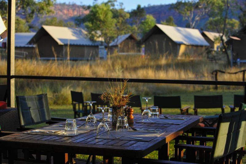 Bell Gorge Wilderness Lodge - Accommodation Noosa