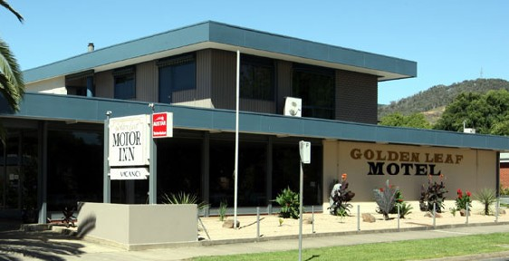 Golden Leaf Motel - Accommodation Noosa