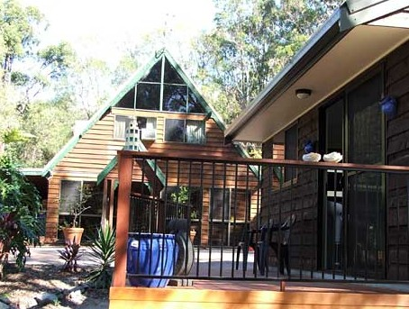 Harmony Nature Retreat - Accommodation Noosa