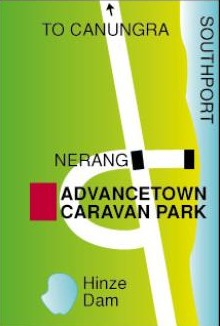 Advancetown Caravan Park - Accommodation Noosa
