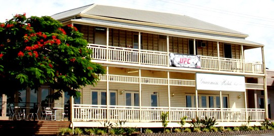 Gracemere Hotel - Accommodation Noosa